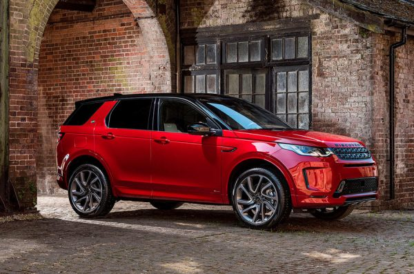 Land Rover Discovery Sport 600x397 - Bảng giá xe Land Rover mới nhất tháng [hienthithang]/[hienthinam]