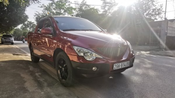 Ssangyong Actyon Sports 600x338 - Bảng giá xe Ssangyong mới nhất tháng [hienthithang]/[hienthinam]